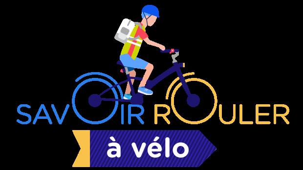 Logo Savoir rouler à vélo